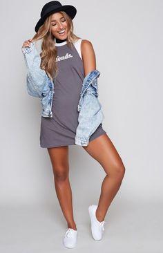Afends Cigarette Logo Bandcut Dress Charcoal https://beginningboutique.com.au/afends-cigarette-logo-bandcut-dress-charcoal