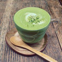 cafe lagu matcha latte japanese restaurant battersea clapham london