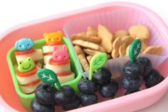 Rock the Lunchbox: School Lunch Ideas and Giveaway! @Ashley Richter Peas and Carrots {Maggie Brereton}