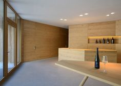 Ludescher and Lutz add tasting hall to Hogl winery in Austria