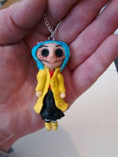 Check out this item in my Etsy shop https://www.etsy.com/uk/listing/253420432/polymer-clay-tim-burtons-coraline-doll