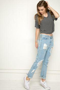 Brandy ♥ Melville | Trina Top - Clothing