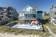 HATTERAS Vacation Rentals   Look 'N Sea - Oceanview Outer Banks Rental   260 - Hatteras Rental