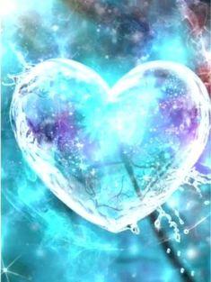 Cool Live Wallpapers, Cute Desktop Wallpaper, Samsung Galaxy Wallpaper, Colorful Wallpaper, Heart In Nature, Heart Art, Beautiful Nature Wallpaper, Beautiful Gif, Coeur Gif