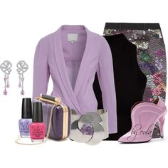 """""""Nail Polish Inspired Outfit Contest"""" by eula-eldridge-tolliver on Polyvore"""