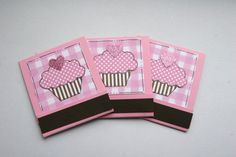 Clearance Sale  Matchbook Notepads   Pink by CraftyMushroomCards, £1.75