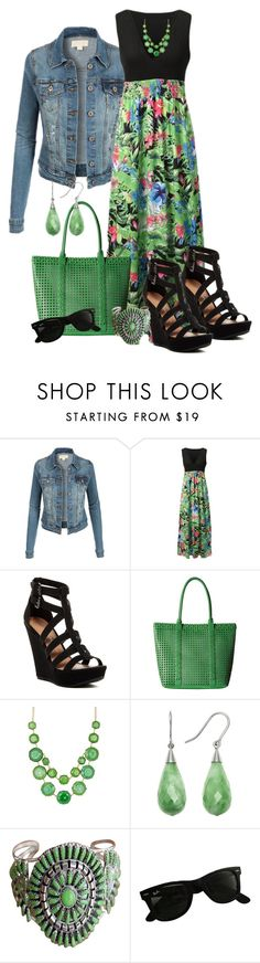 """""""DATE NIGHT"""" by eunice-perez-de-vega ❤ liked on Polyvore featuring Chinese Laundry, Madden Girl, Natasha Accessories and Ray-Ban"""