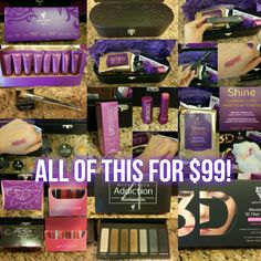 Fall 2016 Presenters Kit $99 !!!! Get all of this for a steal and join my team !!!!! www.youniqueproducts.com/erindziedzic