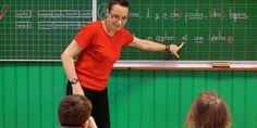 Dans les Vosges, elle met en œuvre un apprentissage différent qui rejoint la ligne fixée récemment par le ministère de l'éducation nationale.