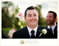 WALDORF ASTORIA ORLANDO, Florida, groom, flowers, pink, white, black, wedding ceremony, wedding photography, Limelight Photography, www.stepintothelimelight.com