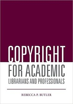 A handbook on copyright law for college and university librarians, faculty, technology specialists, and more who work in higher education environments.