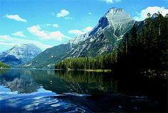 Kintla Lake, Glacier Nat'l Park