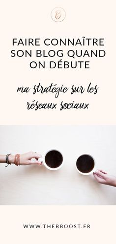 Faire connaître so… - Autos Online Girl Boss Quotes, Creating A Business, Instagram Blog, Community Manager, Wordpress, Business Entrepreneur, Business Quotes, Social Media Tips, Time Management