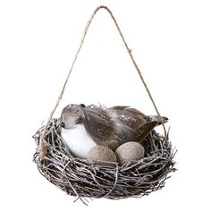 Inspiration - Nest Ornament