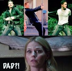 Haha. If you'd seen Once Upon a Time, you'd totally would get this =)