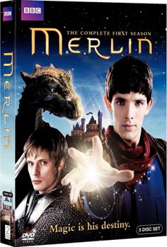 Merlin ...not a movie but I am addicted!