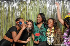 Photo booth action from this weekend at The Ultimate Ladies Night In Bridal Party at theBloft in Atlanta, GA.    Atlanta Based Wedding Photographer  http://www.matthewdruin.com