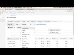 How to check adwords campaign performance report