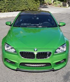 Green MACHINE! #BMW M6 competition package. See more: http://www.ebay.com/itm/BMW-M6-COMPETITION-PACKAGE-BMW-M6-COMPETITION-PACKAGE-NIGHTVISION-CERAMIC-BRAKES-NR-BANG-OLUFSEN-DCT-/251493778097?forcerrptr=true&hash=item3a8e3282b1&item=251493778097&pt=US_Cars_Trucks?roken2=ta.p3hwzkq71.bsports-cars-we-love #spon