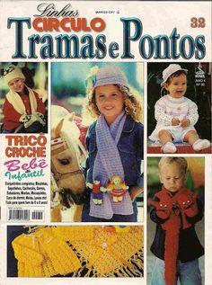 Tramas y Puntos Nº 32 - Lucy Torres - Álbuns da web do Picasa