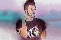 Primitive 2015 Summer Illustrated Editorial
