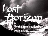 """Lost Horizon ~ The TCM page for """"Lost Horizon"""""""