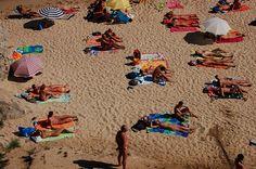 Bring on the nude beach bum.