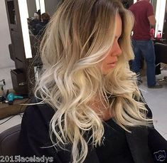 Made of virgin human hair. Hair color: As picture shown. Each hair individually implanted and hand-tied. Hair Density: We will resolve your problems. Brown Blonde Hair, Blonde Ombre, Gray Hair, Frontal Hairstyles, Wig Hairstyles, Trendy Hairstyles, Hair Color And Cut, Hair Colour, Hairstyles For Round Faces