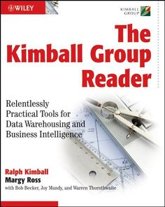 The Kimball Group Reader: Relentlessly Practical Tools for Data Warehousing and Business Intelligence. Here at simpleBI, we consider this our go-to book for BI.