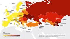 Transparency Internationa ukázalo najskorumpovanejšie krajiny sveta.