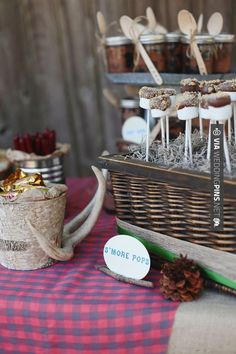 Yes - backyard camping party- s'more pops | CHECK OUT MORE IDEAS AT WEDDINGPINS.NET | #weddings #rustic #rusticwedding #rusticweddings #weddingplanning #coolideas #events #forweddings #vintage #romance #beauty #planners #weddingdecor #vintagewedding #eventplanners #weddingornaments #weddingcake #brides #grooms #weddinginvitations