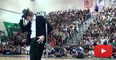 This Boy Walked To The Center Of The Gym And FLOORED The Entire School!