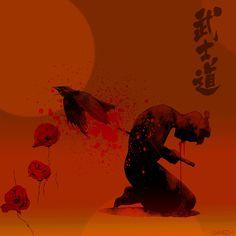 Seppuku ( Hara Kiri) The liberation of the spirit of the samurai by ganechJoe