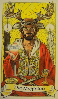 Divination and Oracles ☽ Navigating the Mystery ☽ Robin Wood Tarot Deck