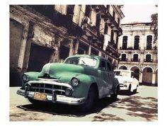 Cubaanse Auto's