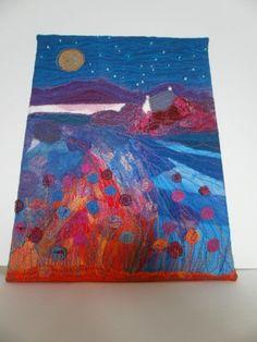 The Hideaway Textile Art £29.50