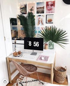 25 Ideas For Bedroom Green Design Urban Outfitters Workspace Inspiration, Decoration Inspiration, Room Inspiration, Desk Inspo, Fashion Inspiration, Decor Ideas, Home Office Design, Home Office Decor, Office Ideas