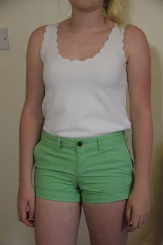 Update your Other shorts & cropped trousers and your wardrobe when shopping at Vinted! Save up to on Other shorts & cropped trousers and pre-loved clothing to complete your style. Cropped Trousers, Trousers Women, Green Shorts, White Shorts, Jack Wills, Love Clothing, Second Hand Clothes, Your Style, Casual Shorts