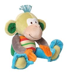 My little guy's current favourite toy - Mo the Monkey from happy-horse.eu