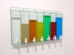Art Basel 2015: Interactive Installations - Opavivara! color-coded spirits