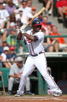 Another homer for new Brave Justin Upton......