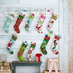 Christmas Holiday Stockings | The Company Store