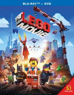 Cool The Lego Movie Blu Ray DVD Combo Pack Good Family Films
