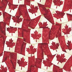 Stonehenge Oh Canada - Canadian Flags - Natural