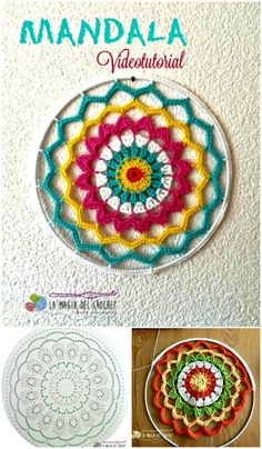 I have prepared a very interesting and useful post on chic crochet dream catcher – free patterns that will really help you out to make your own dream catcher:;Crochet Mandala Dream Catcher Knitting TechniquesKnitting For KidsCrochet PatronesCrochet Baby Crochet Wall Art, Crochet Wall Hangings, Crochet Home, Crochet Gifts, Crochet Mandala Pattern, Crochet Stitches, Crochet Dreamcatcher Pattern Free, Dream Catcher Crochet Pattern, Crochet Hat Patterns