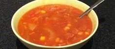 Hmm... Deze heerlijke Spaanse soep is zeker het proberen waard! Lees het recept op de site.