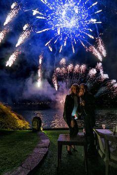 Kelly Noonan and Alec Gores's beach wedding in Malibu.