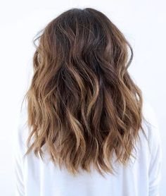 The shoulder length hair trend is very popular among the trendy and fashioned people but if a proper color is added the look will change entire attraction and looks elegant