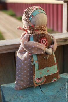 Народные куклы ручной работы. Ярмарка Мастеров - ручная работа. Купить Кукла Травница. Handmade. Мятный, ароматный подарок