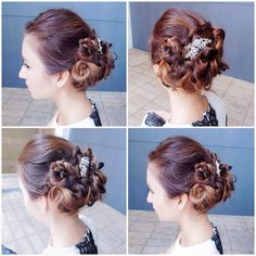 Classic Formal Updo